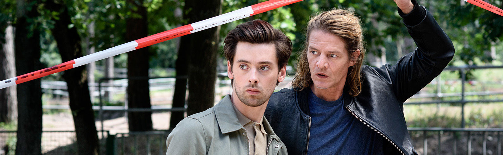 Tygo Gernandt and Willem Voogd from starring duo in new RTL-serie 'Odds' hero image