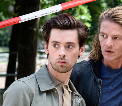 Tygo Gernandt and Willem Voogd from starring duo in new RTL-serie 'Odds' mobile hero image